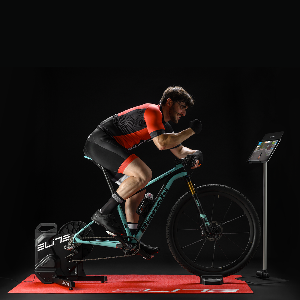 ¡Entrena en Zwift y My E-Training!