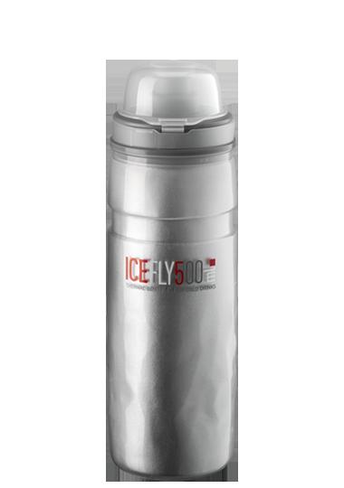 Elite ice fly 500 ml 2 H thermique bouteille d/'eau-Clair